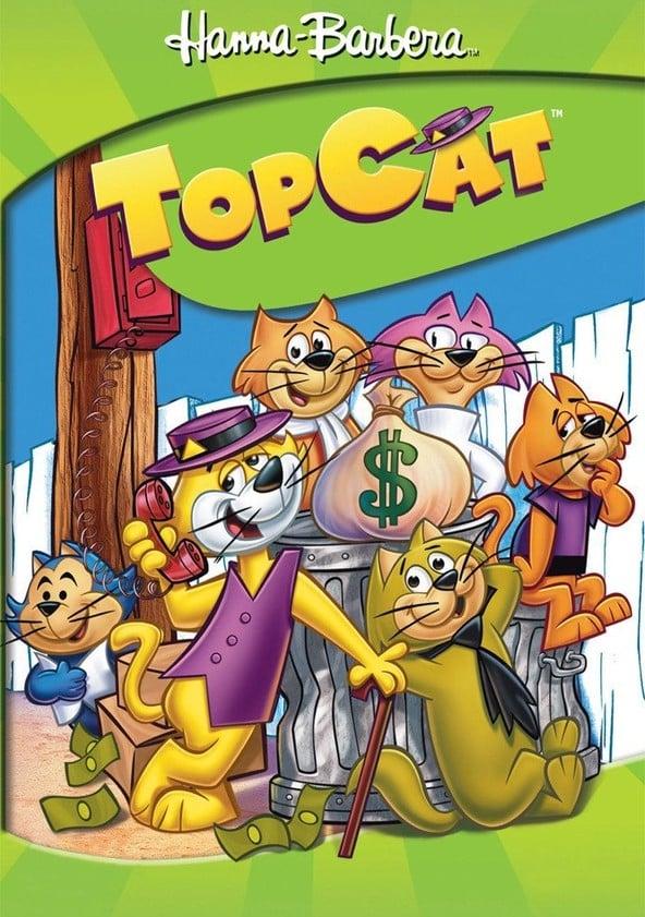 Top Cat series tv complet