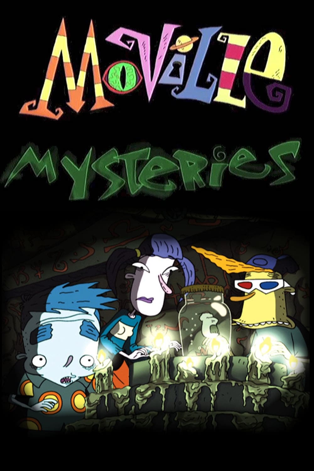 Moville Mysteries series tv complet