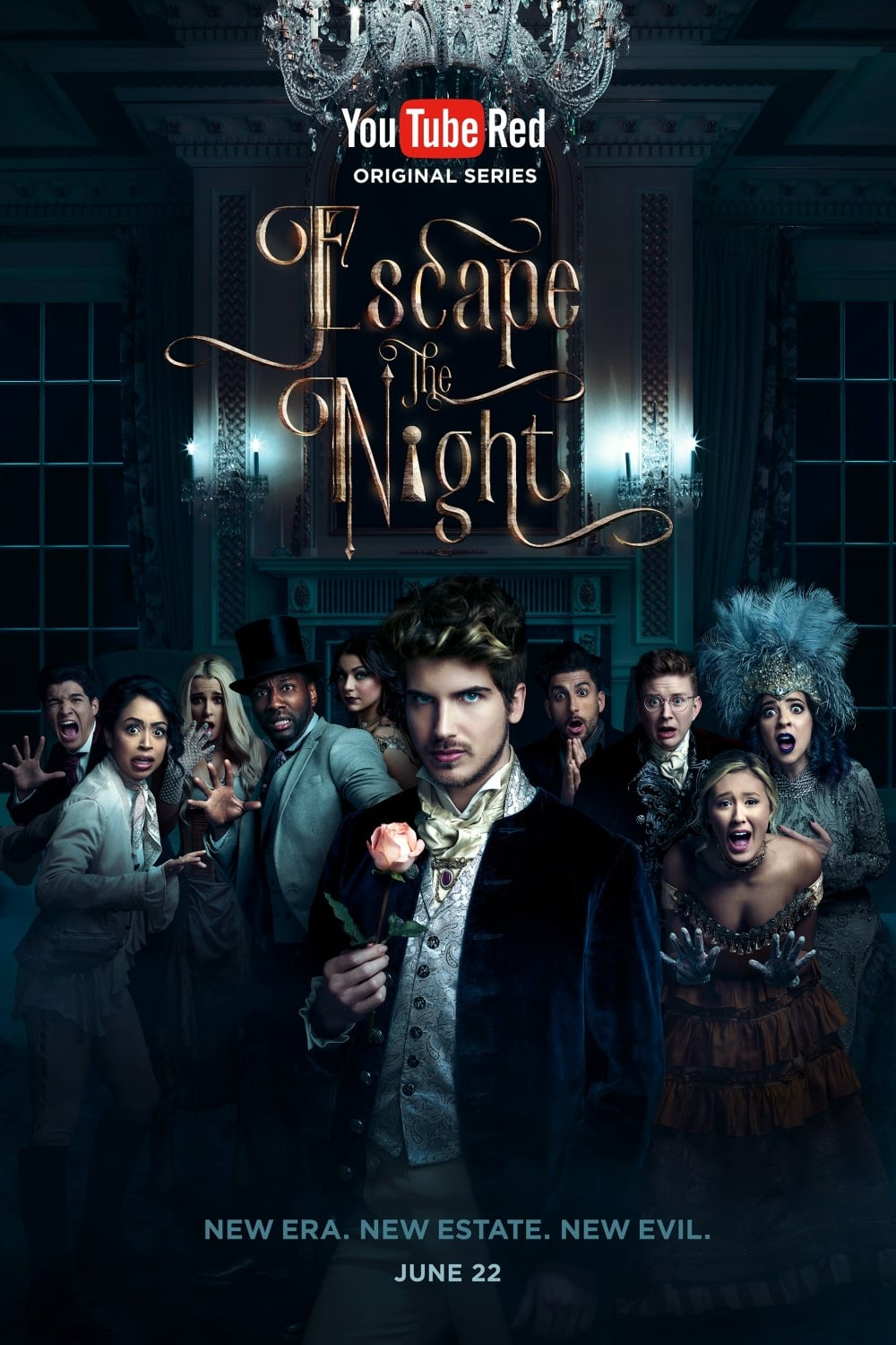 Escape the Night series tv complet