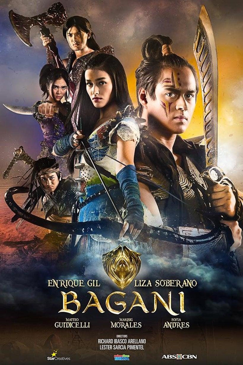 Bagani series tv complet