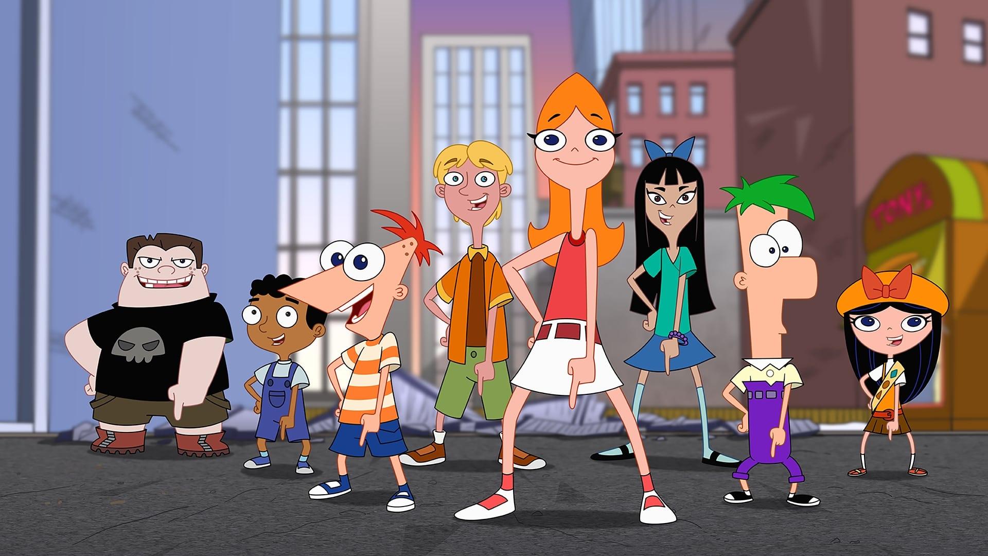 Phineas y Ferb, la película: Candace contra el universo