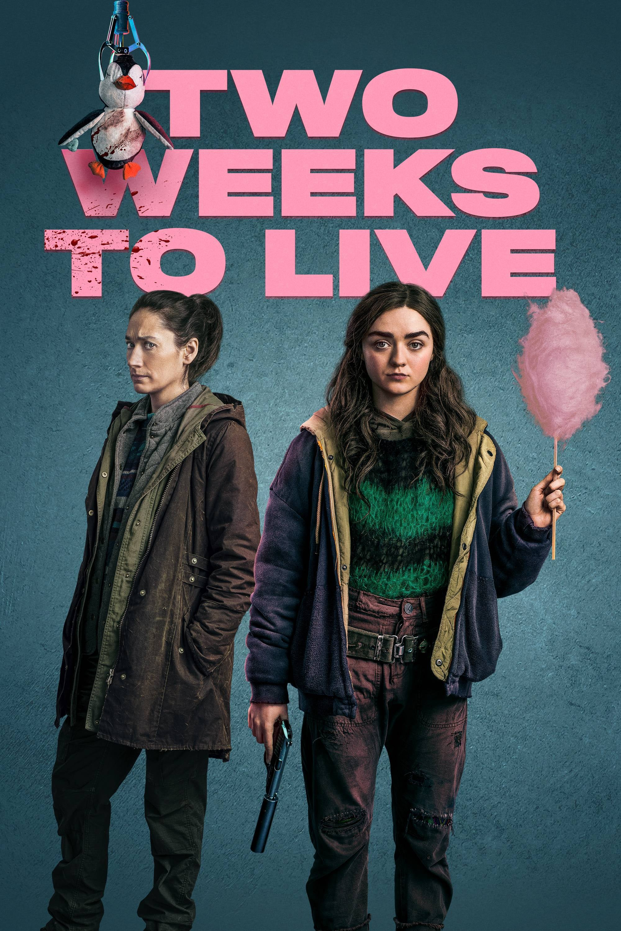 Two Weeks to Live series tv complet