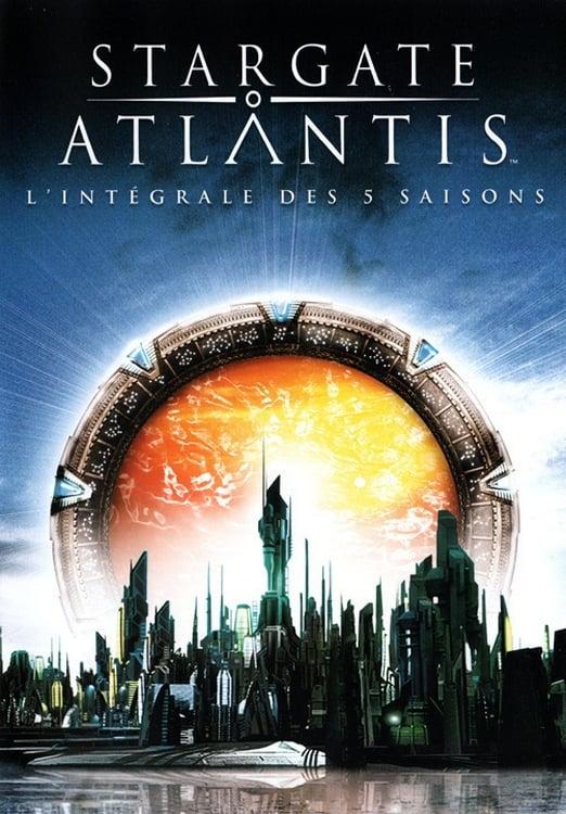 Stargate: Atlantis series tv complet