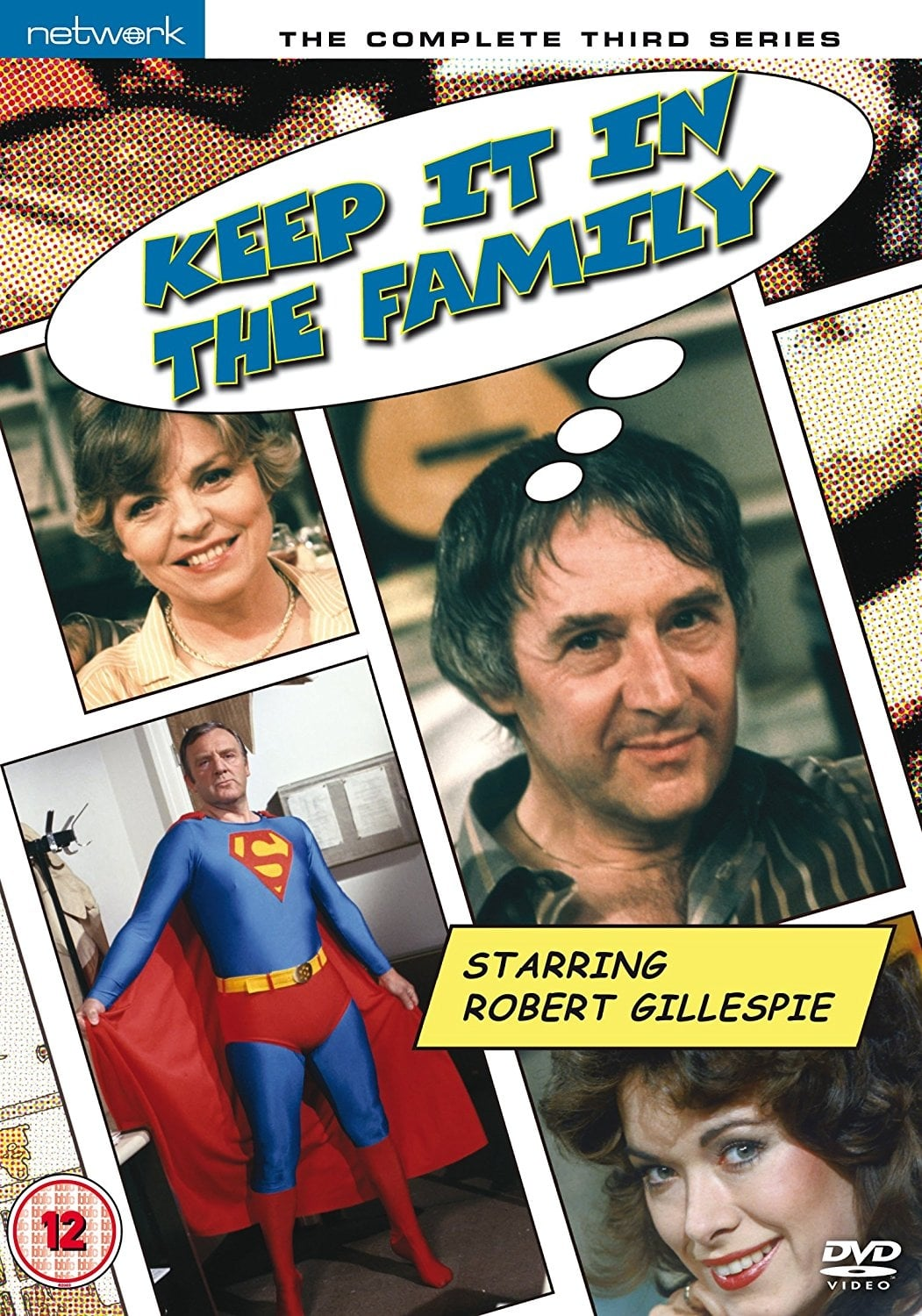 Keep It in the Family series tv complet