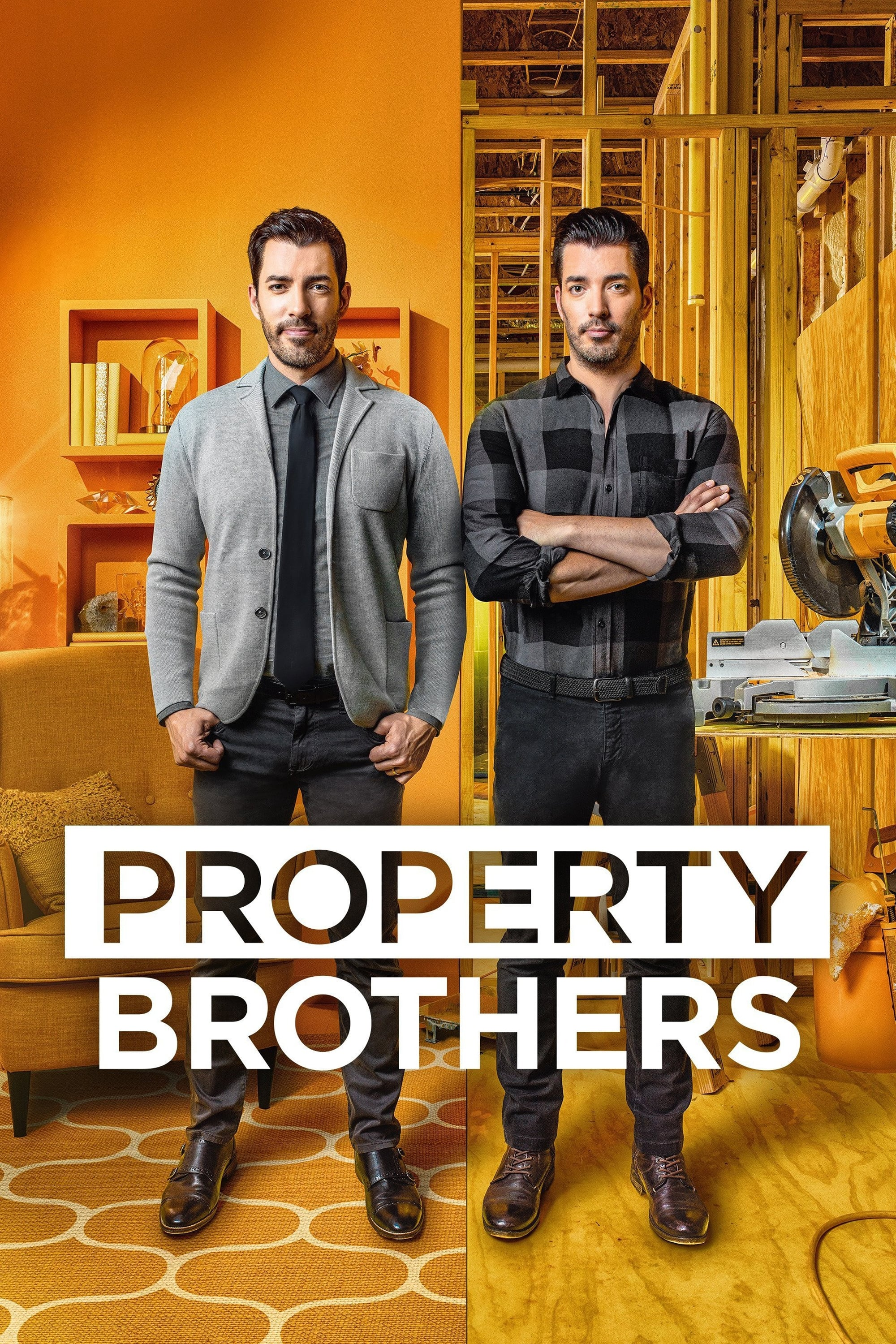 Property Brothers series tv complet