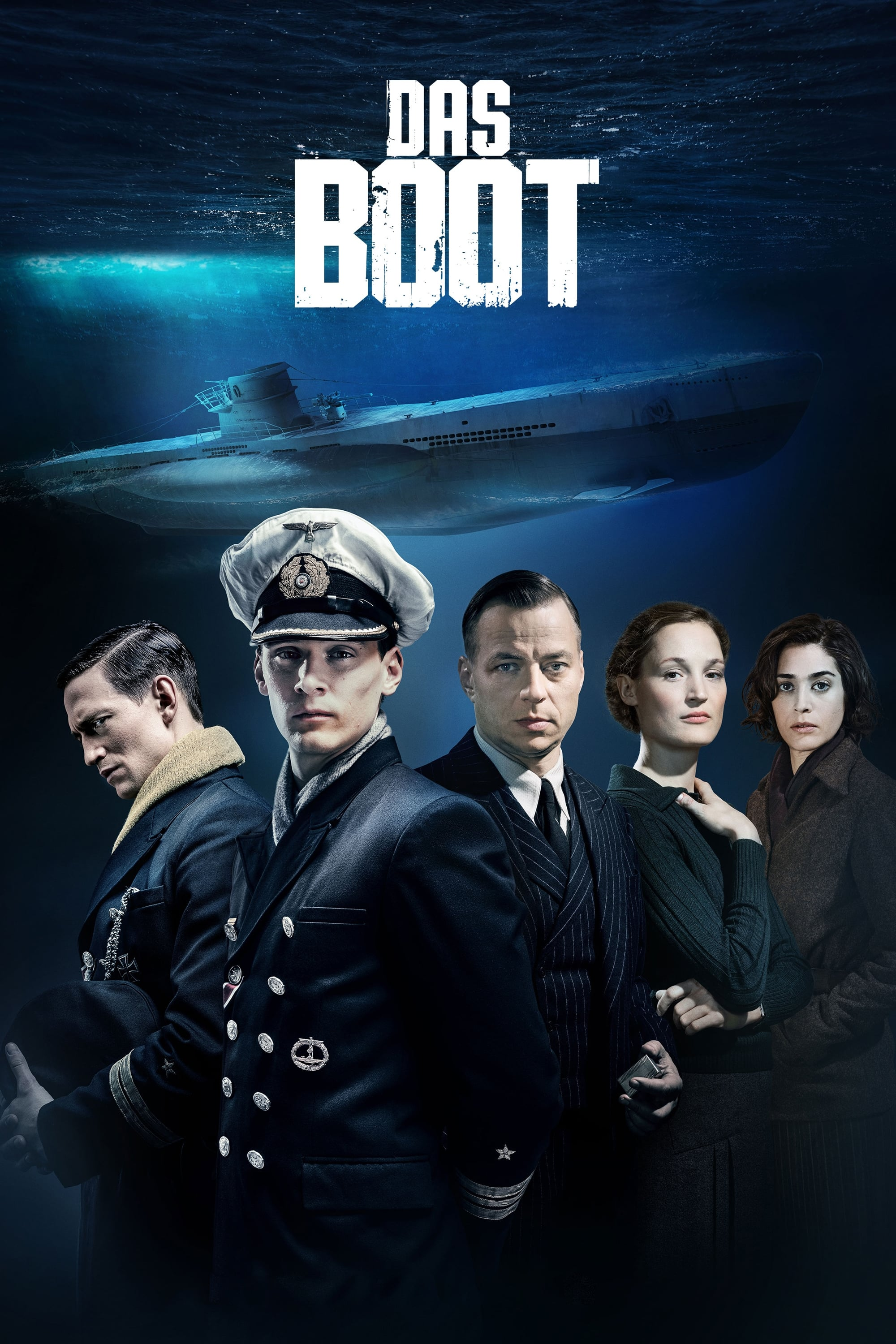 Das Boot series tv complet
