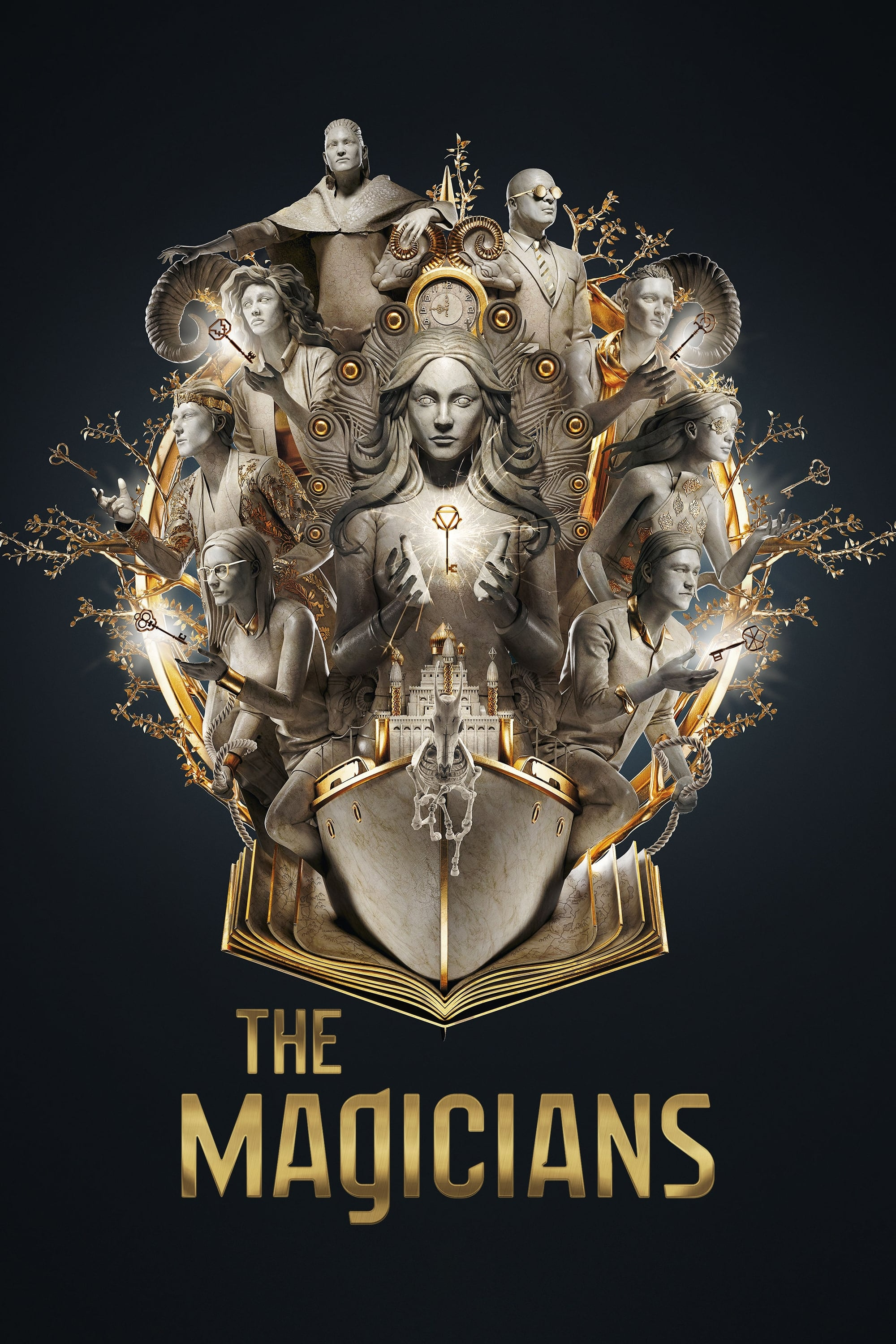 The Magicians series tv complet
