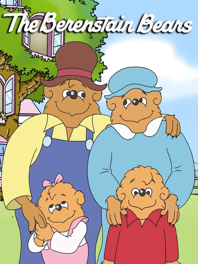 The Berenstain Bears series tv complet
