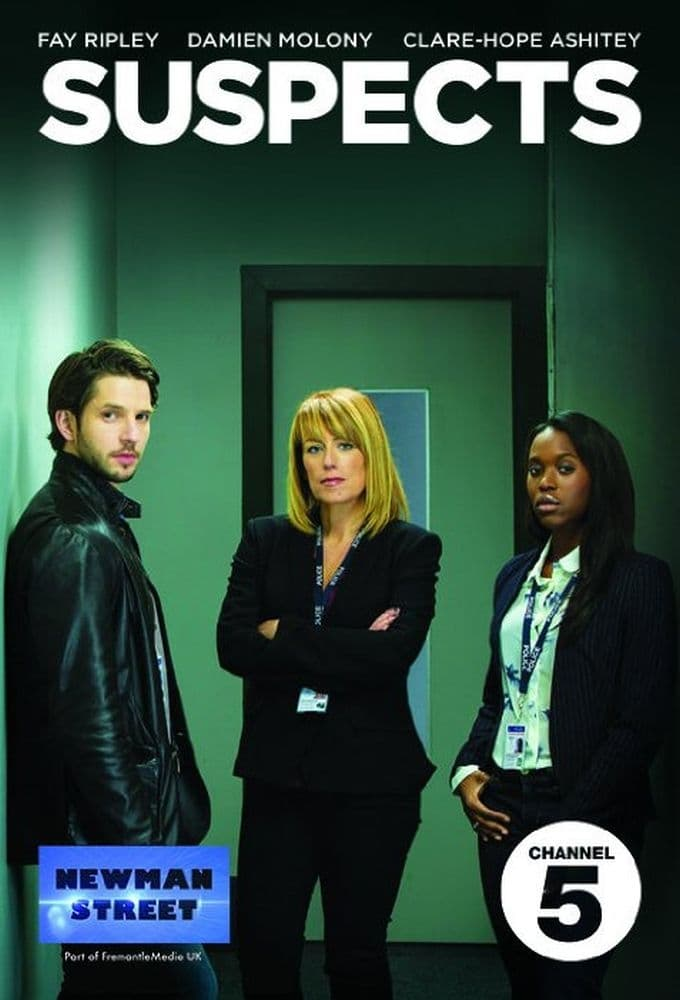 Suspects series tv complet