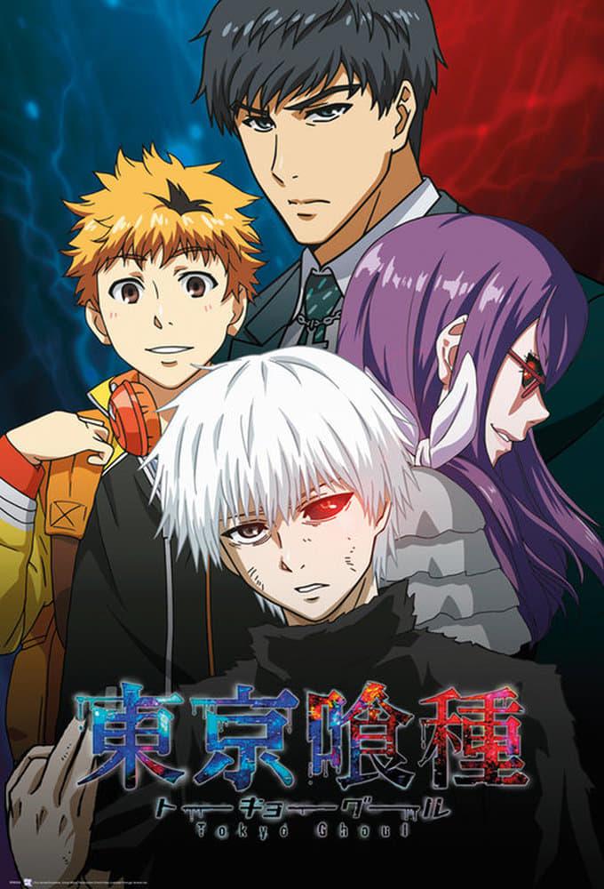 Tokyo Ghoul series tv complet