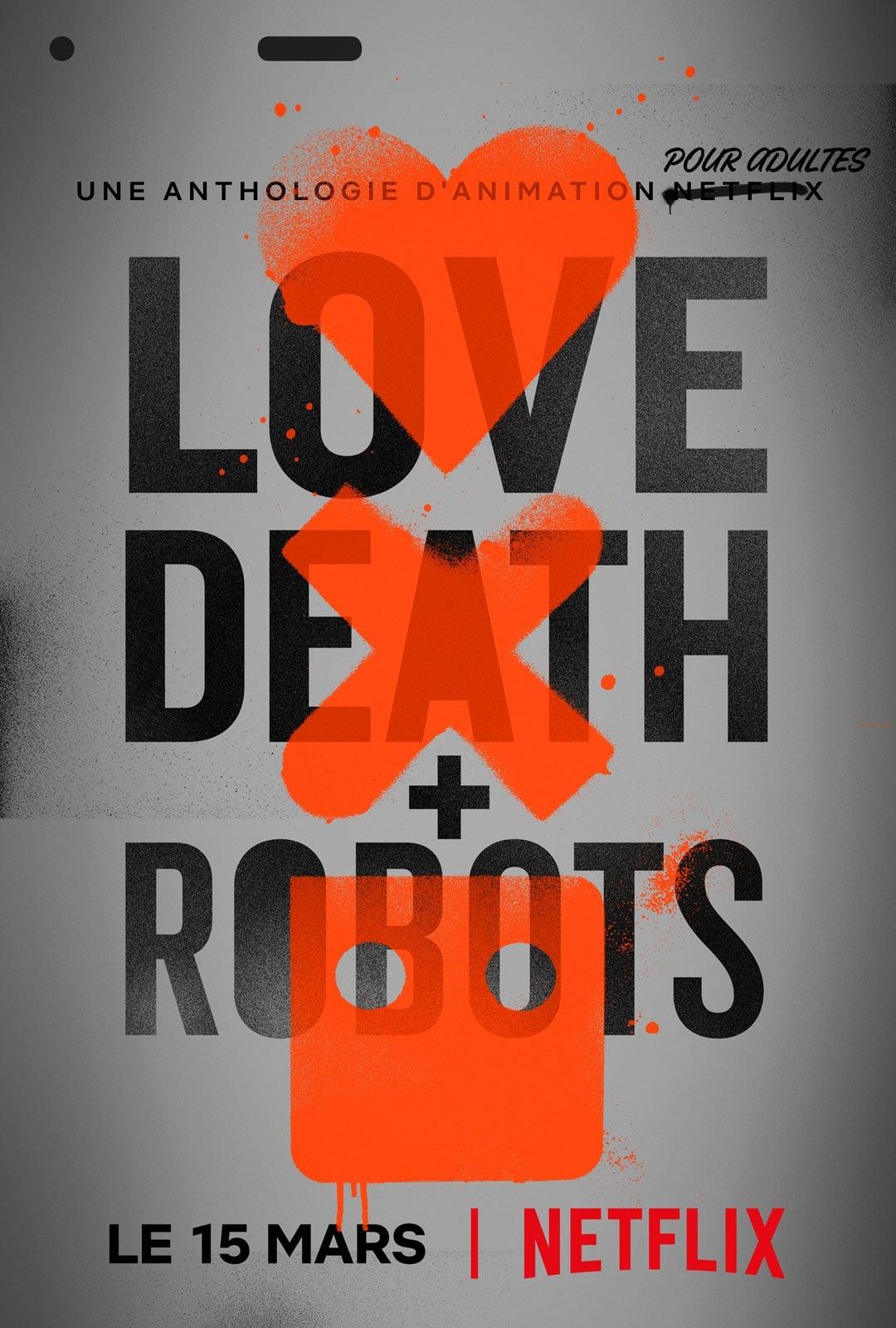 Love, Death & Robots series tv complet