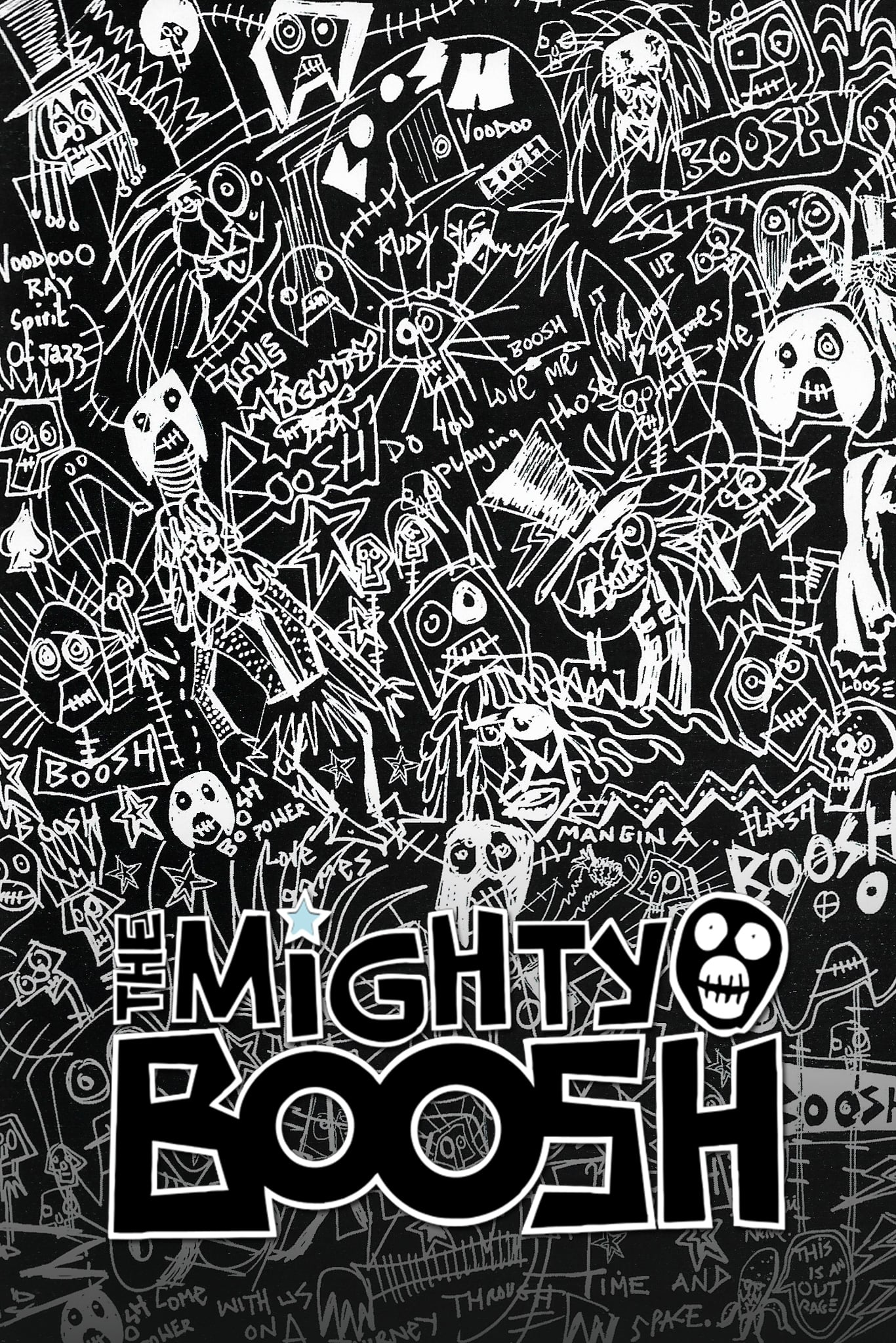 The Mighty Boosh series tv complet