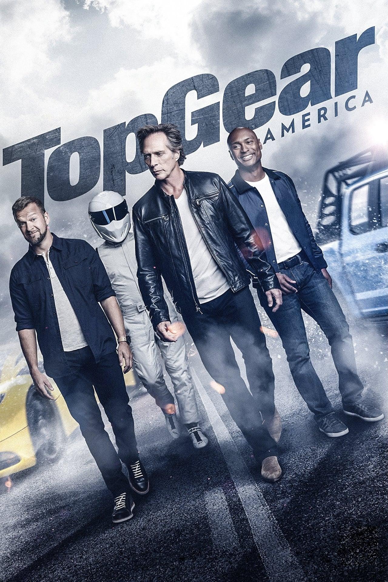 Top Gear America series tv complet