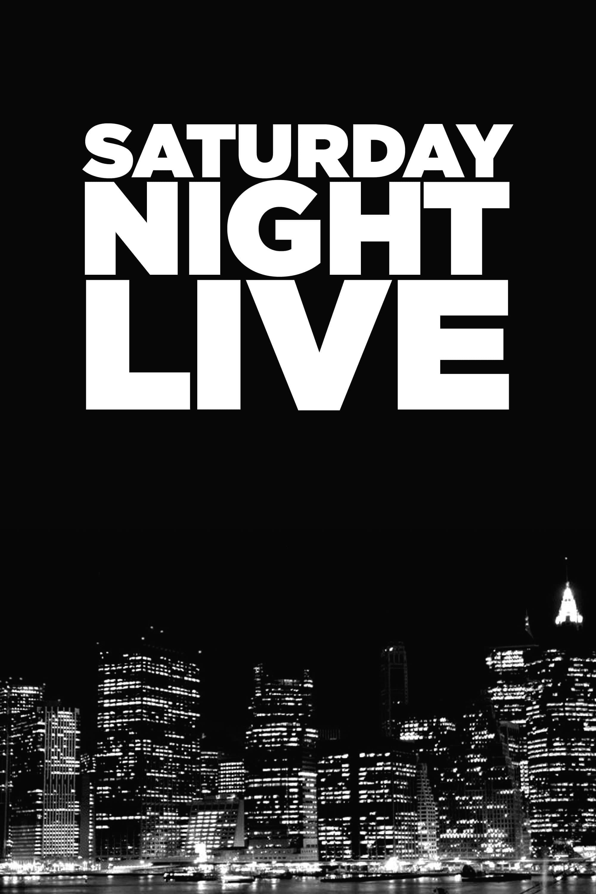 Saturday Night Live series tv complet