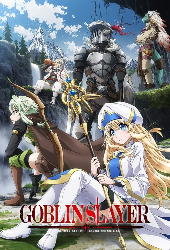 Goblin Slayer series tv complet