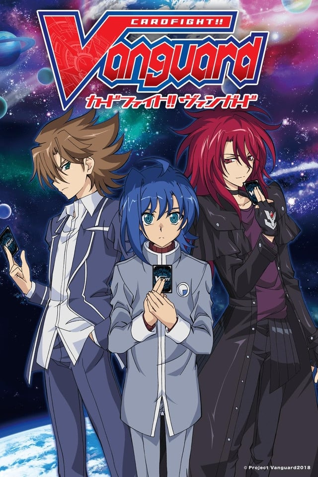 Cardfight!! Vanguard series tv complet
