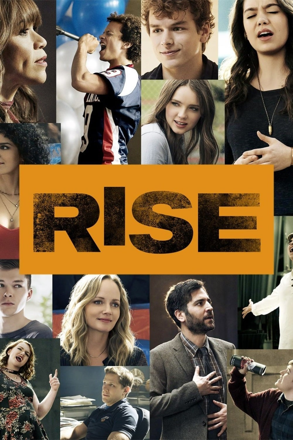 Rise series tv complet