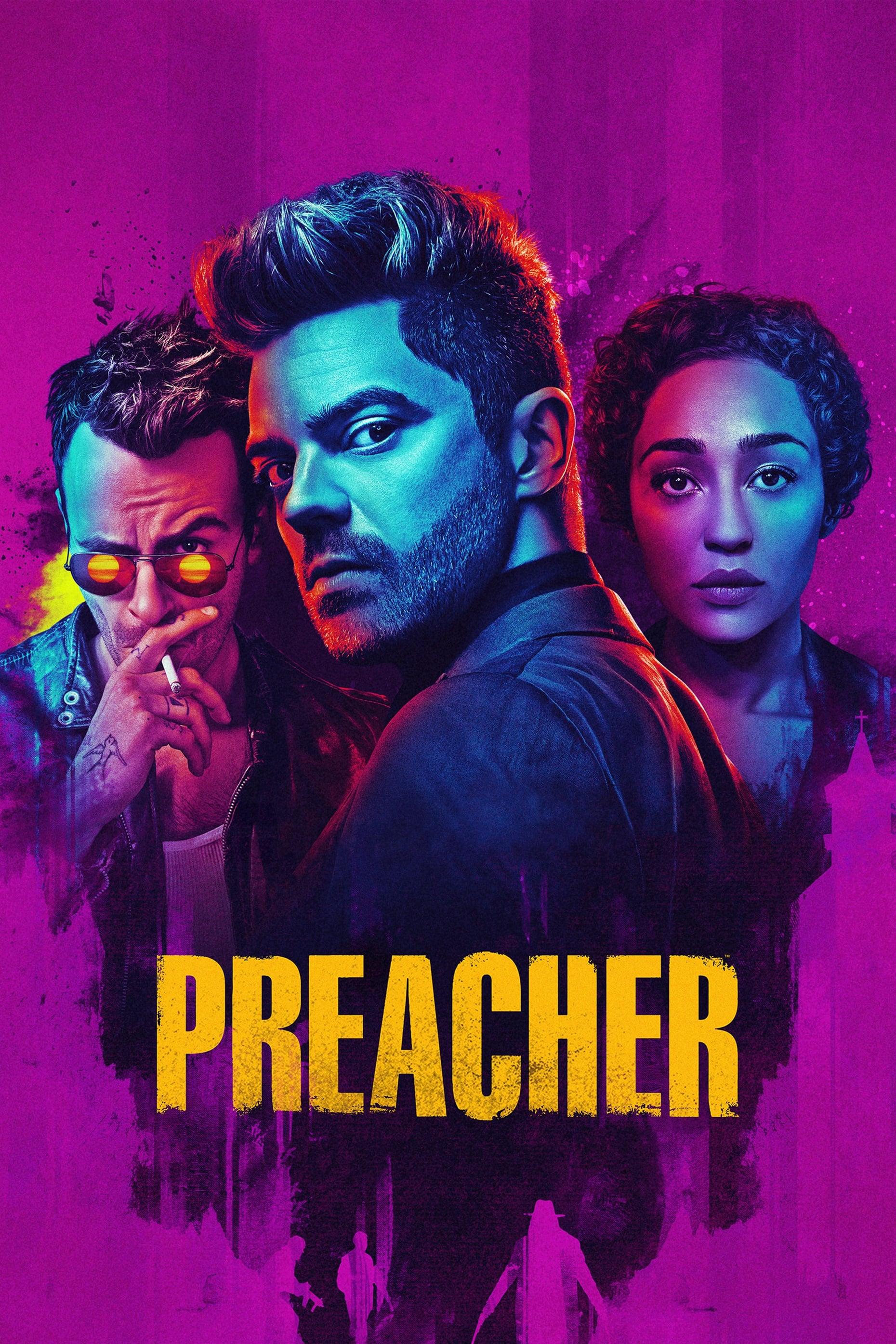 Preacher series tv complet