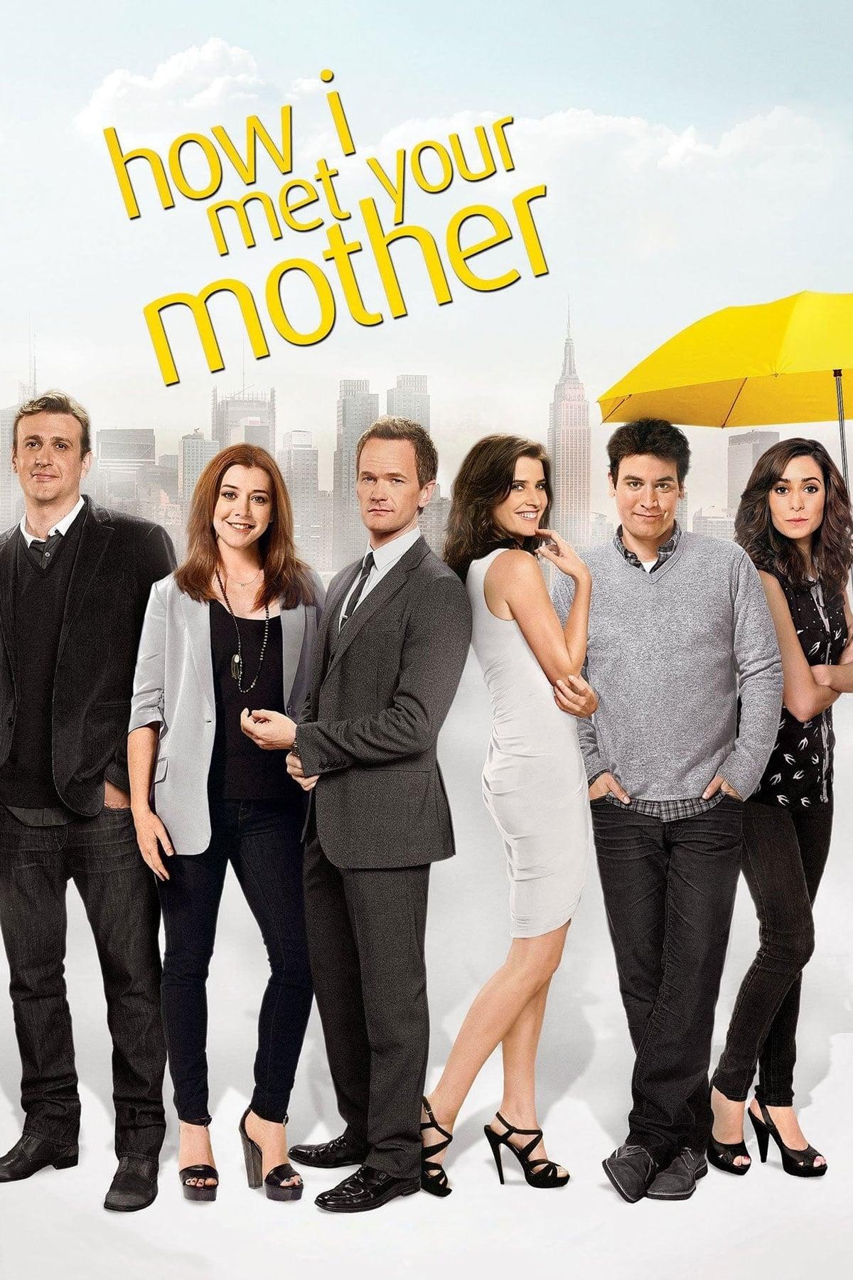 How I Met Your Mother series tv complet