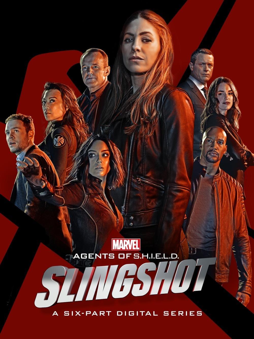 Marvel's Agents of S.H.I.E.L.D.: Slingshot series tv complet