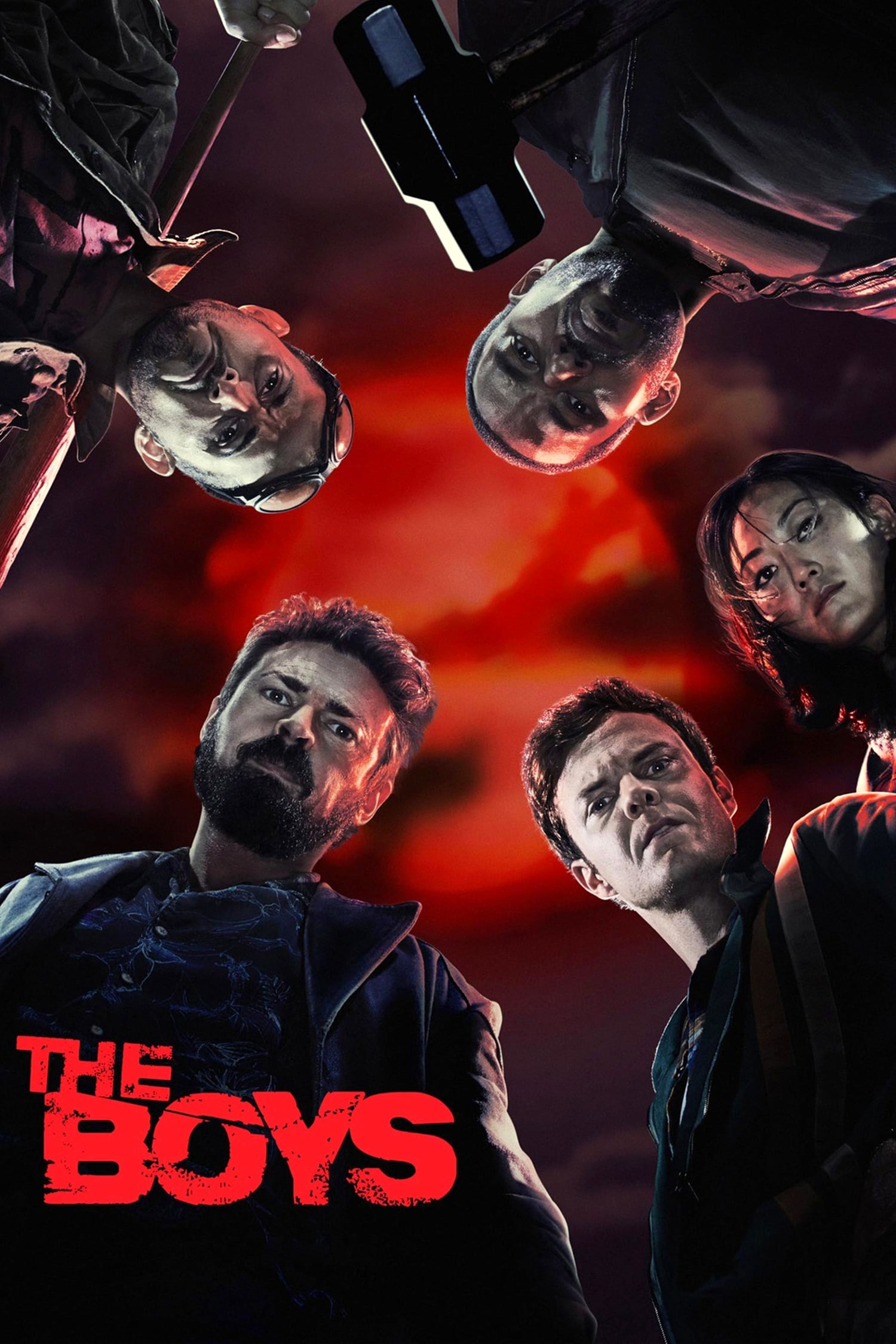 The Boys series tv complet