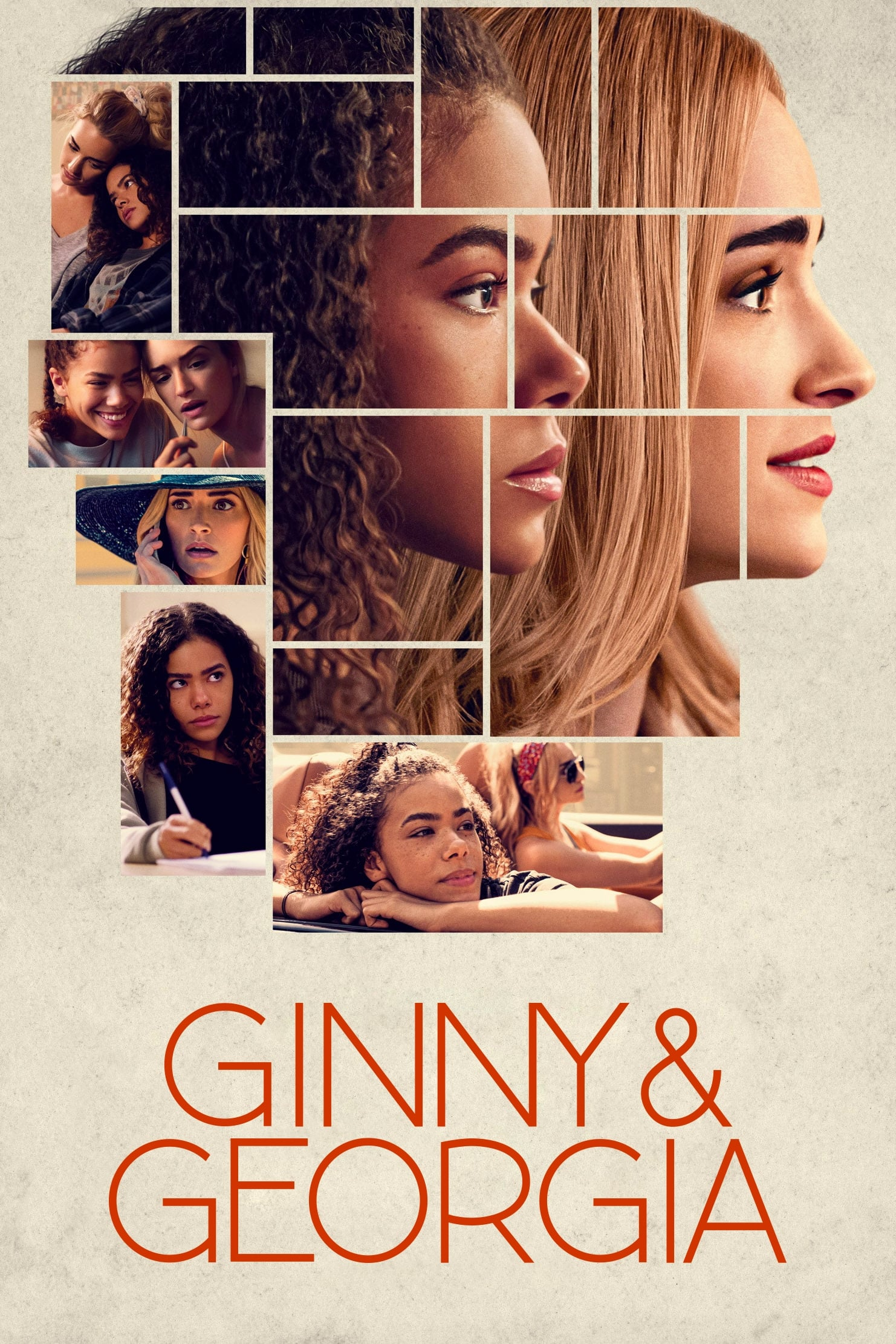 Ginny & Georgia series tv complet