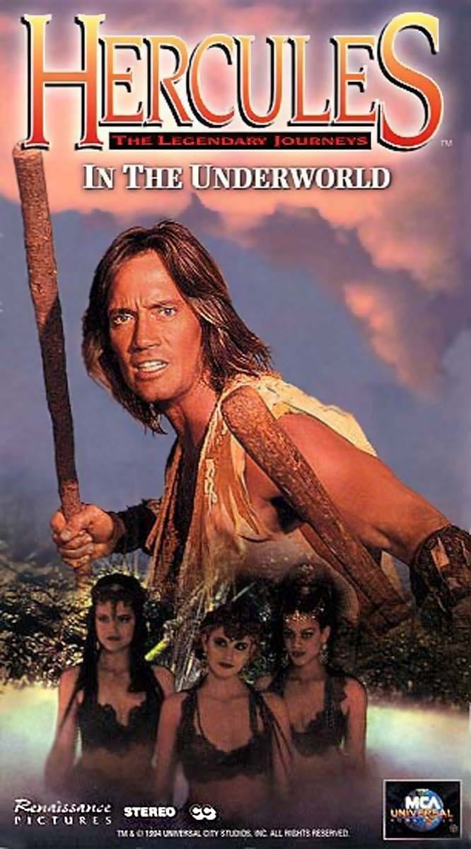 Poster do filme Hércules no Mundo dos Mortos