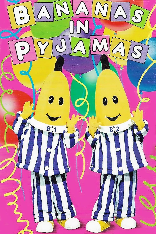 Bananas in Pyjamas series tv complet