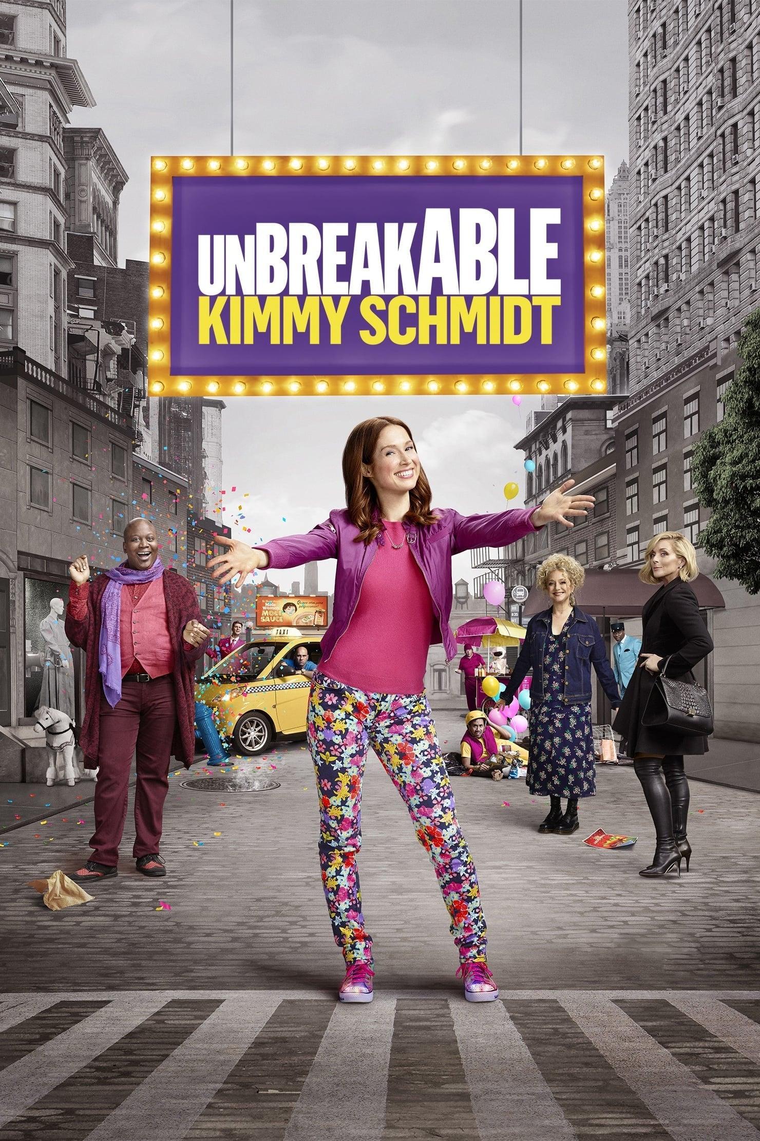 Unbreakable Kimmy Schmidt series tv complet