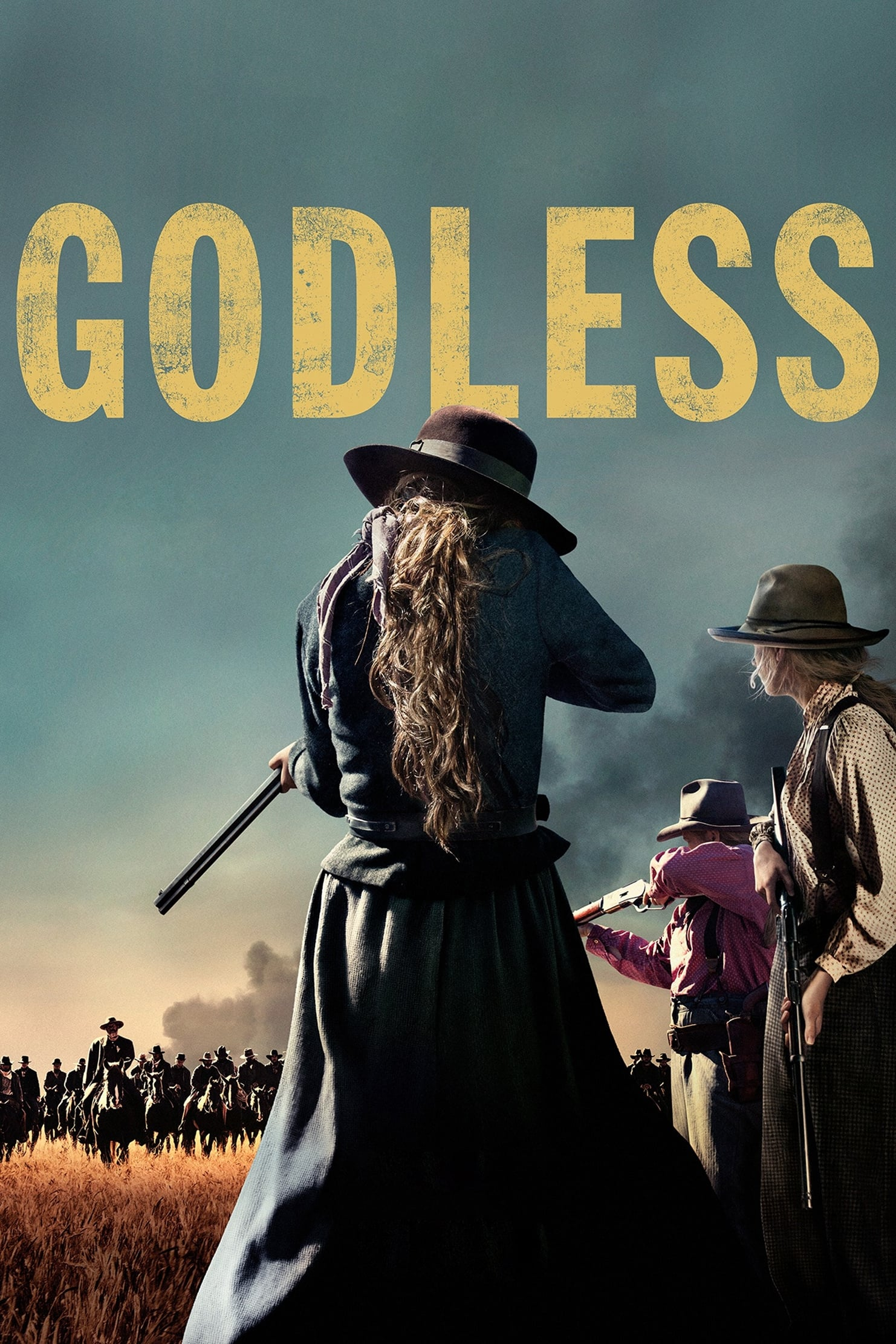 Godless series tv complet