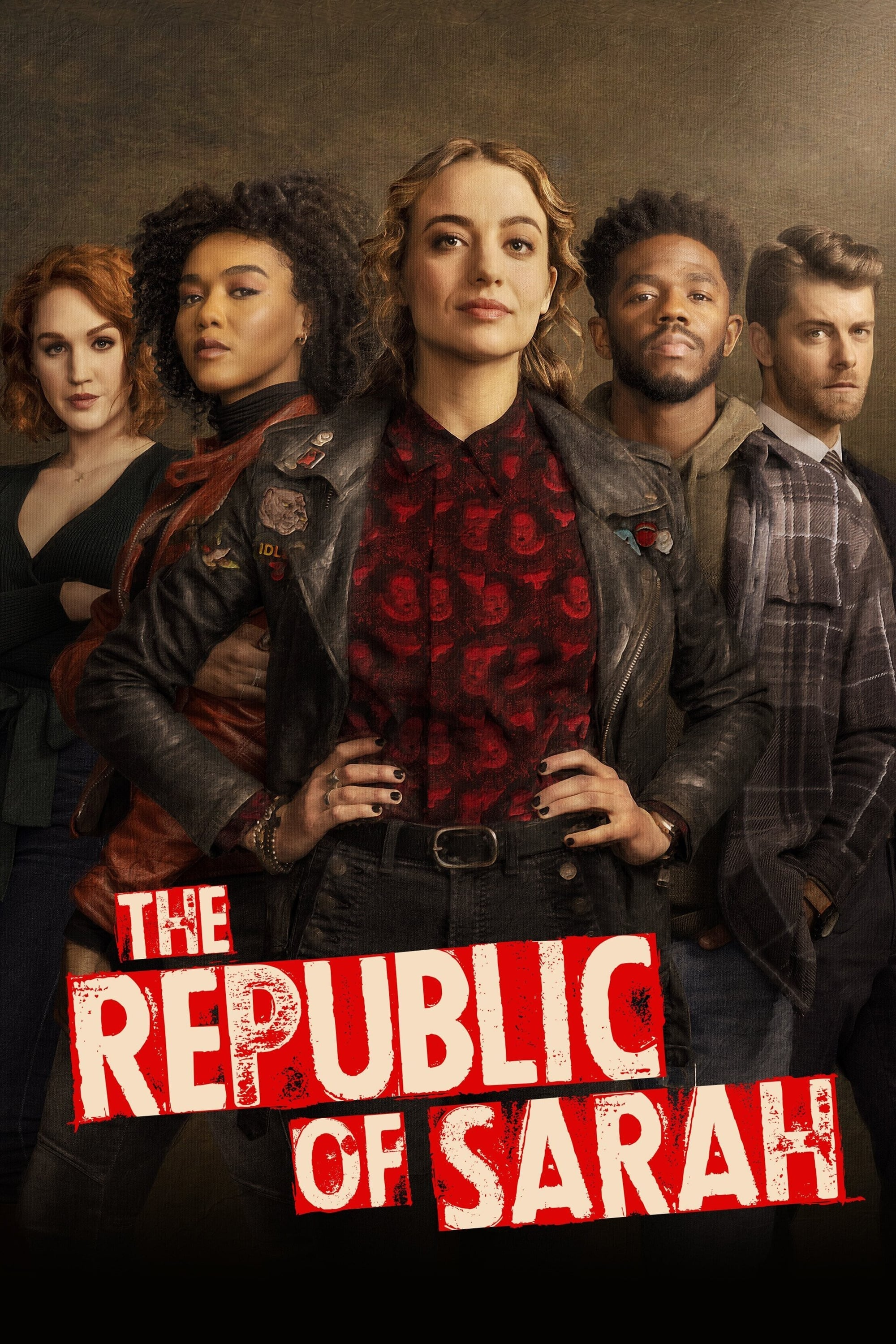 The Republic of Sarah series tv complet