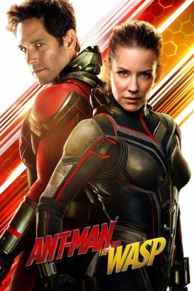 Ant-Man and the Wasp (2018) - Posters — The Movie Database (TMDb)