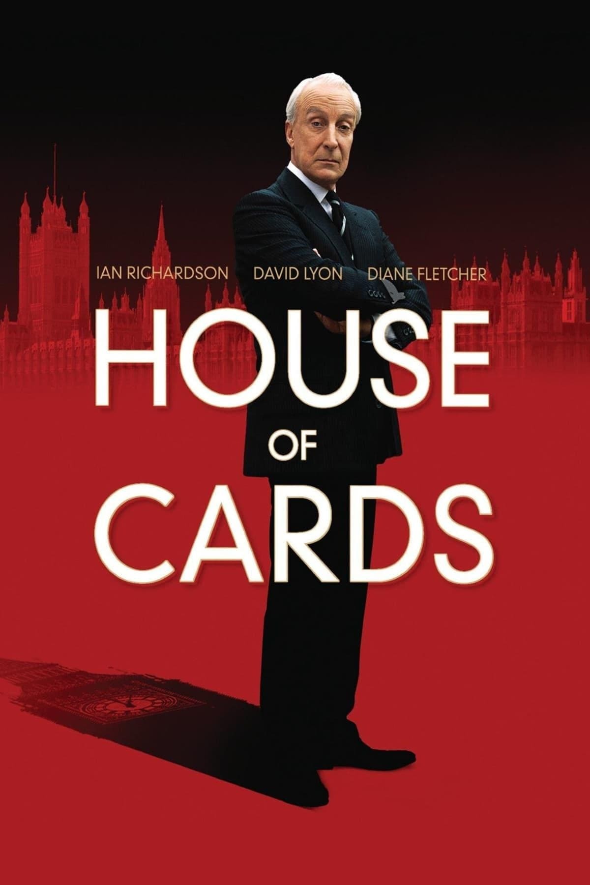 House of Cards series tv complet