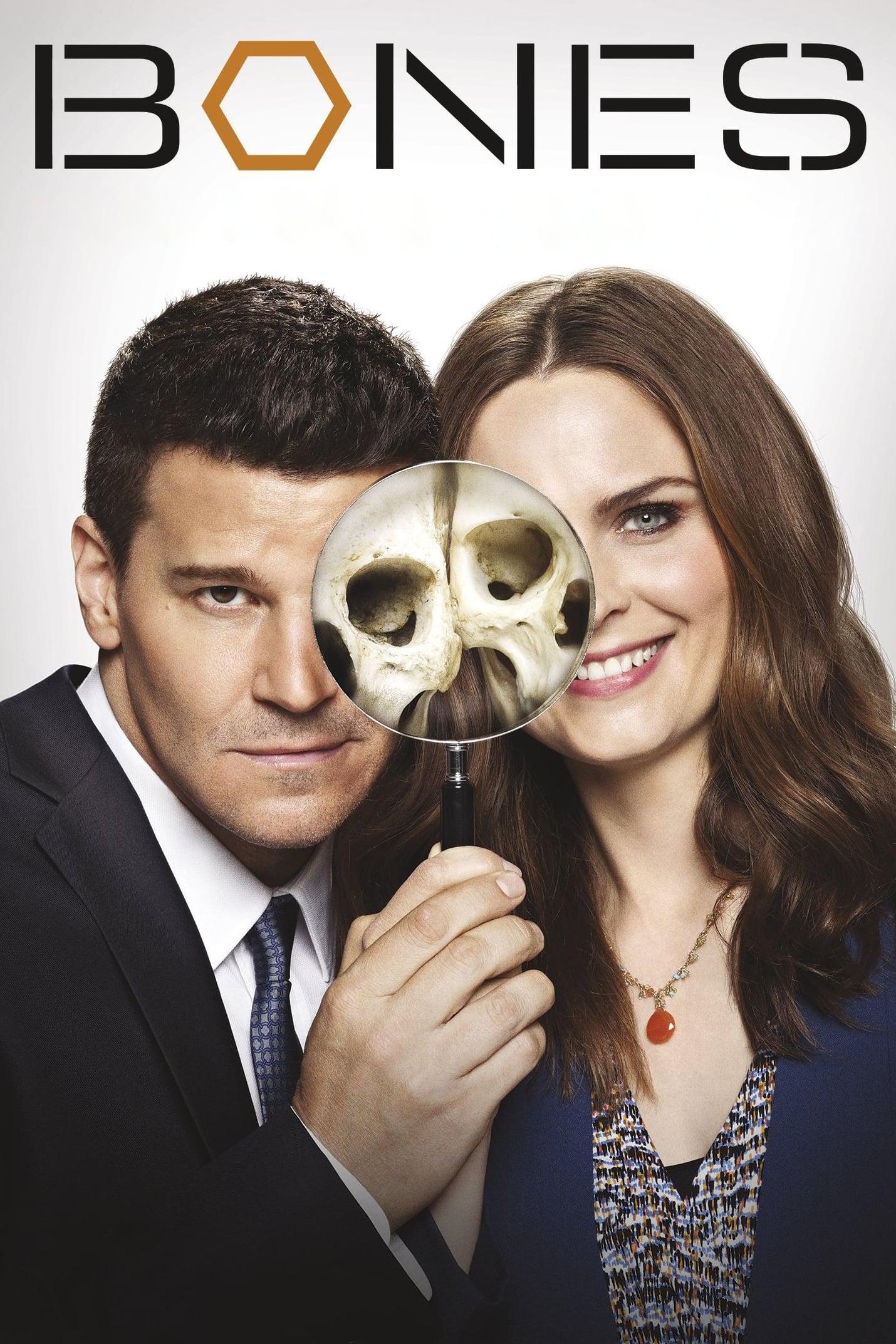 Bones series tv complet