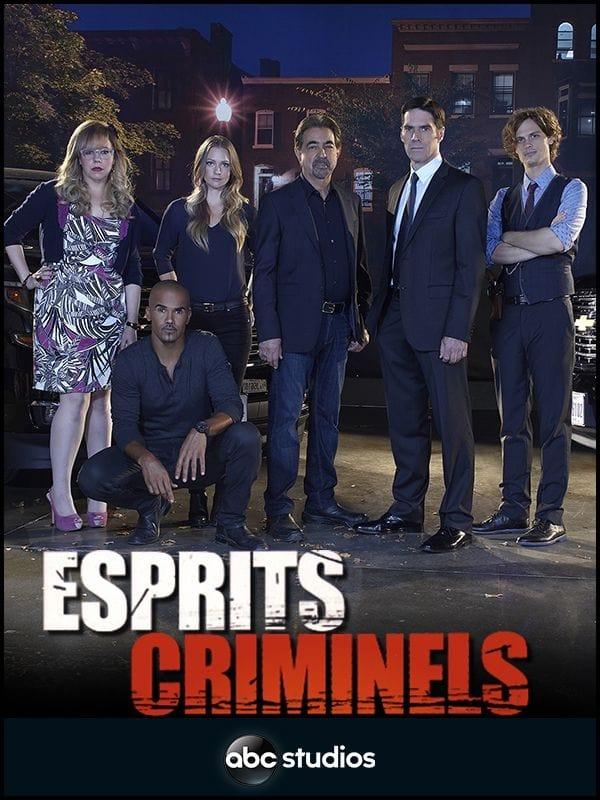 Esprits criminels series tv complet