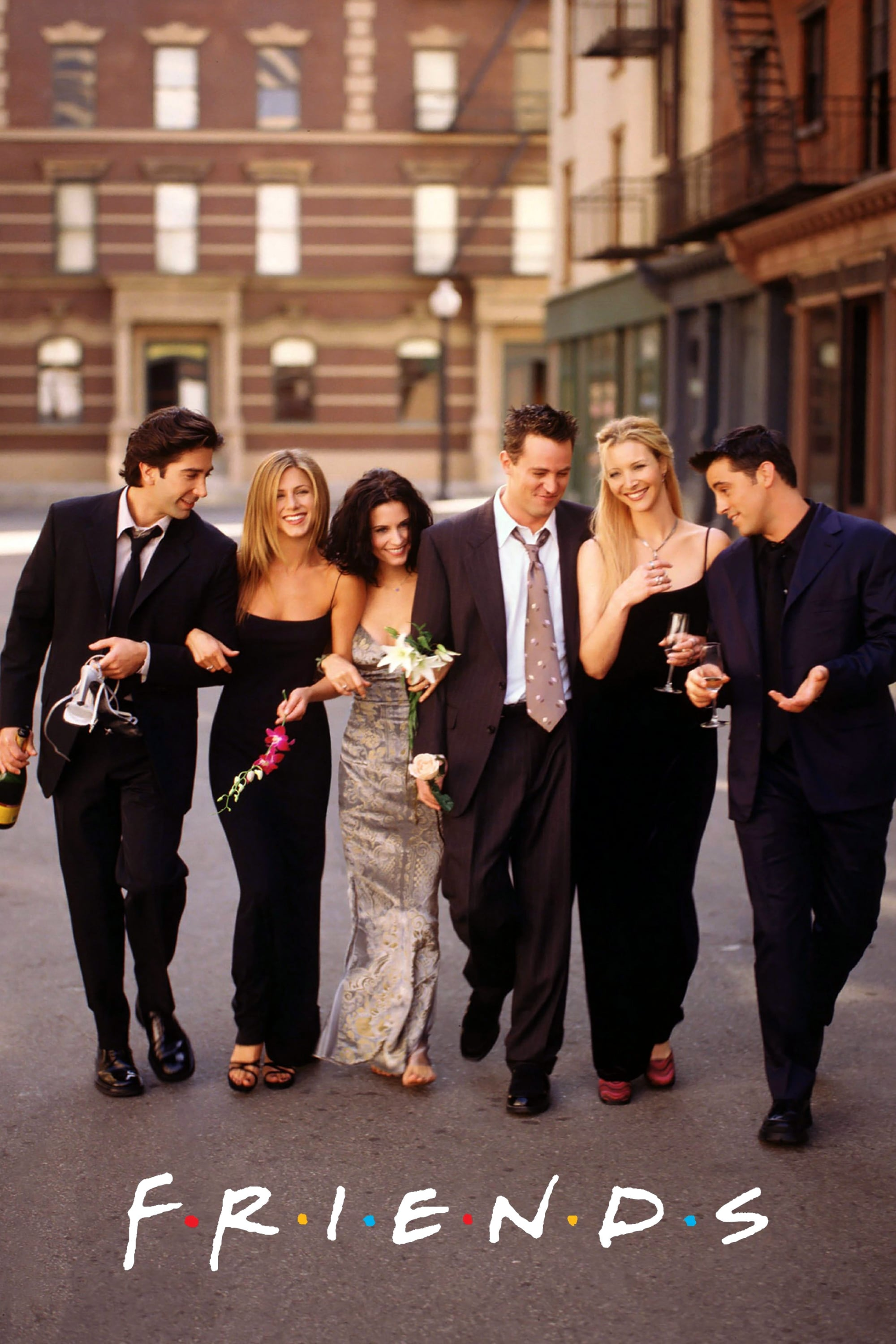 Friends series tv complet