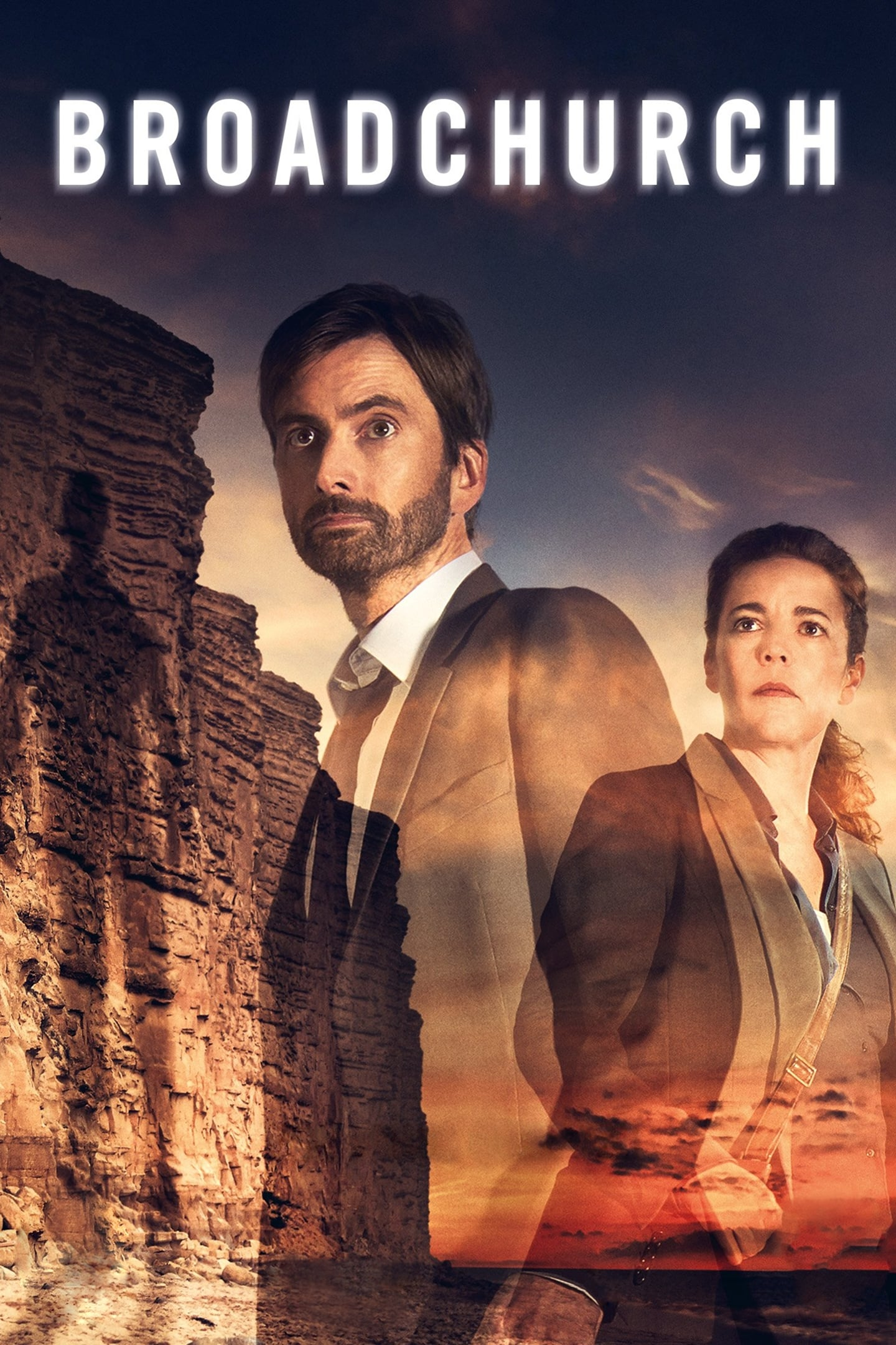 Broadchurch series tv complet
