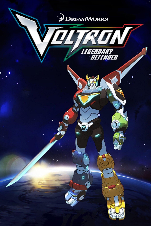 Voltron, le défenseur légendaire series tv complet