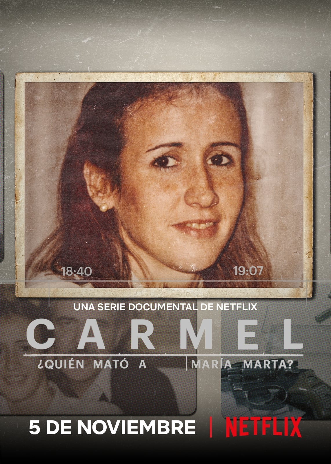 Le Crime du Carmel Country Club series tv complet