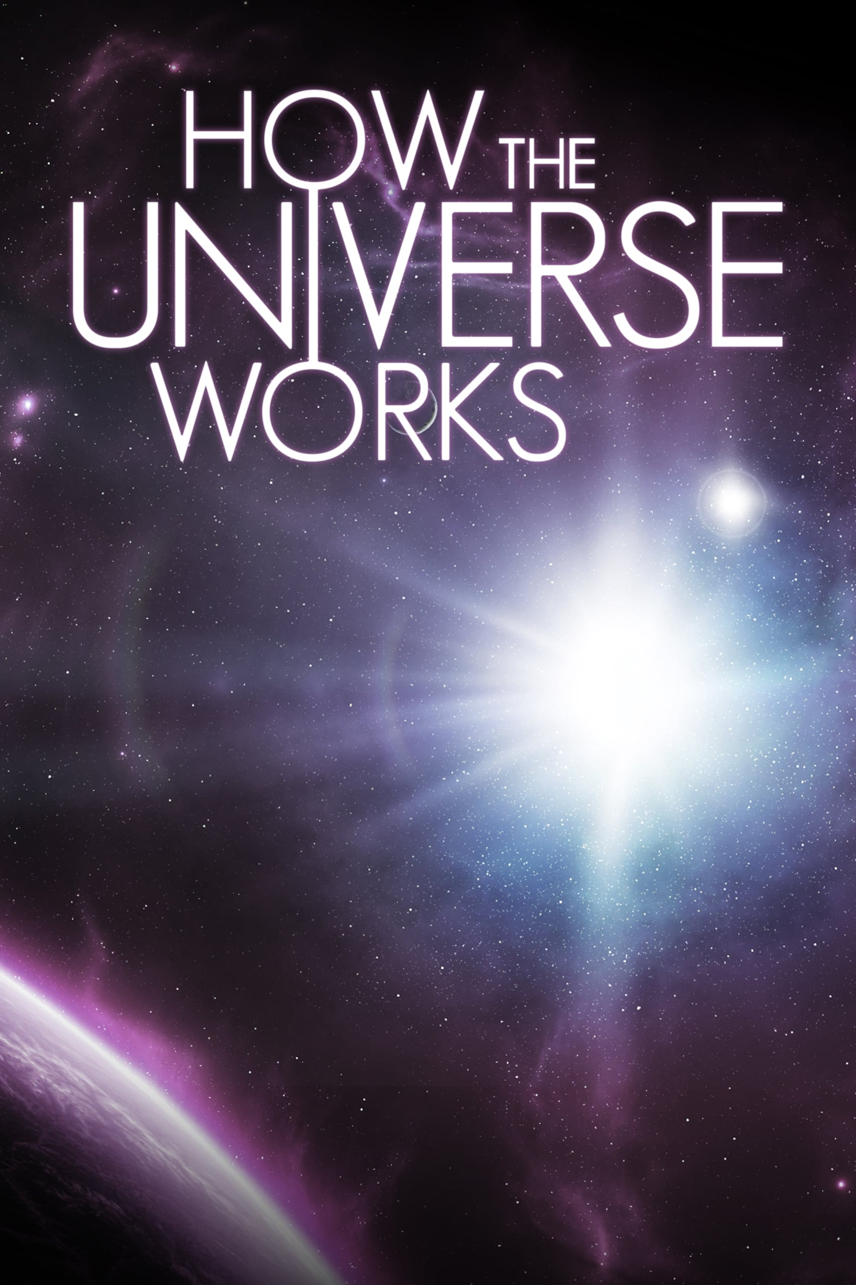 How the Universe Works series tv complet