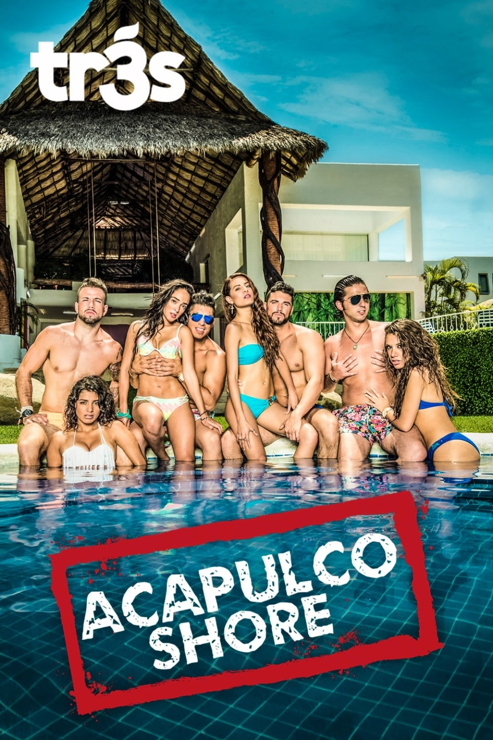 Acapulco Shore series tv complet