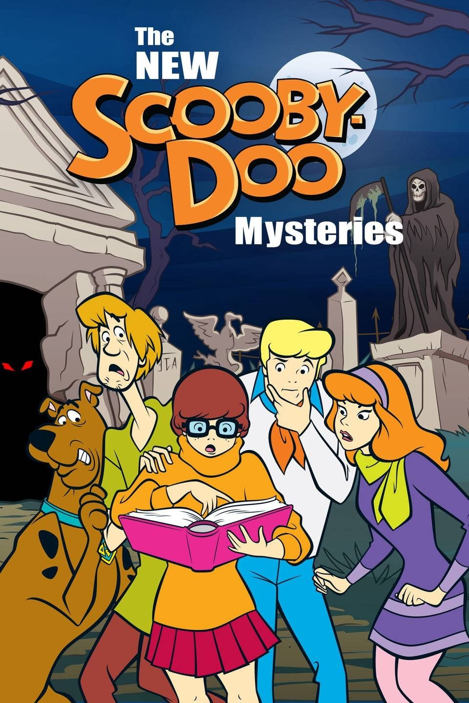 The New Scooby-Doo Mysteries series tv complet