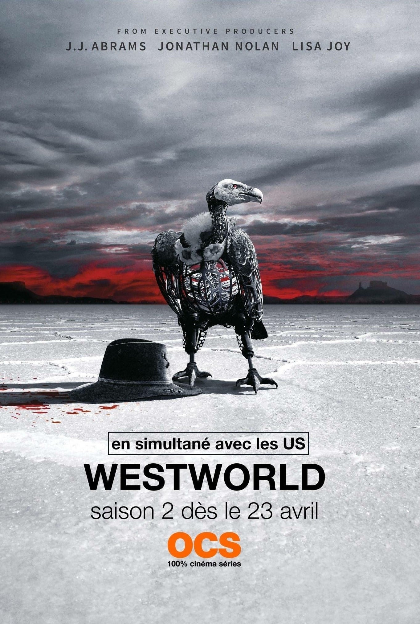 Westworld series tv complet