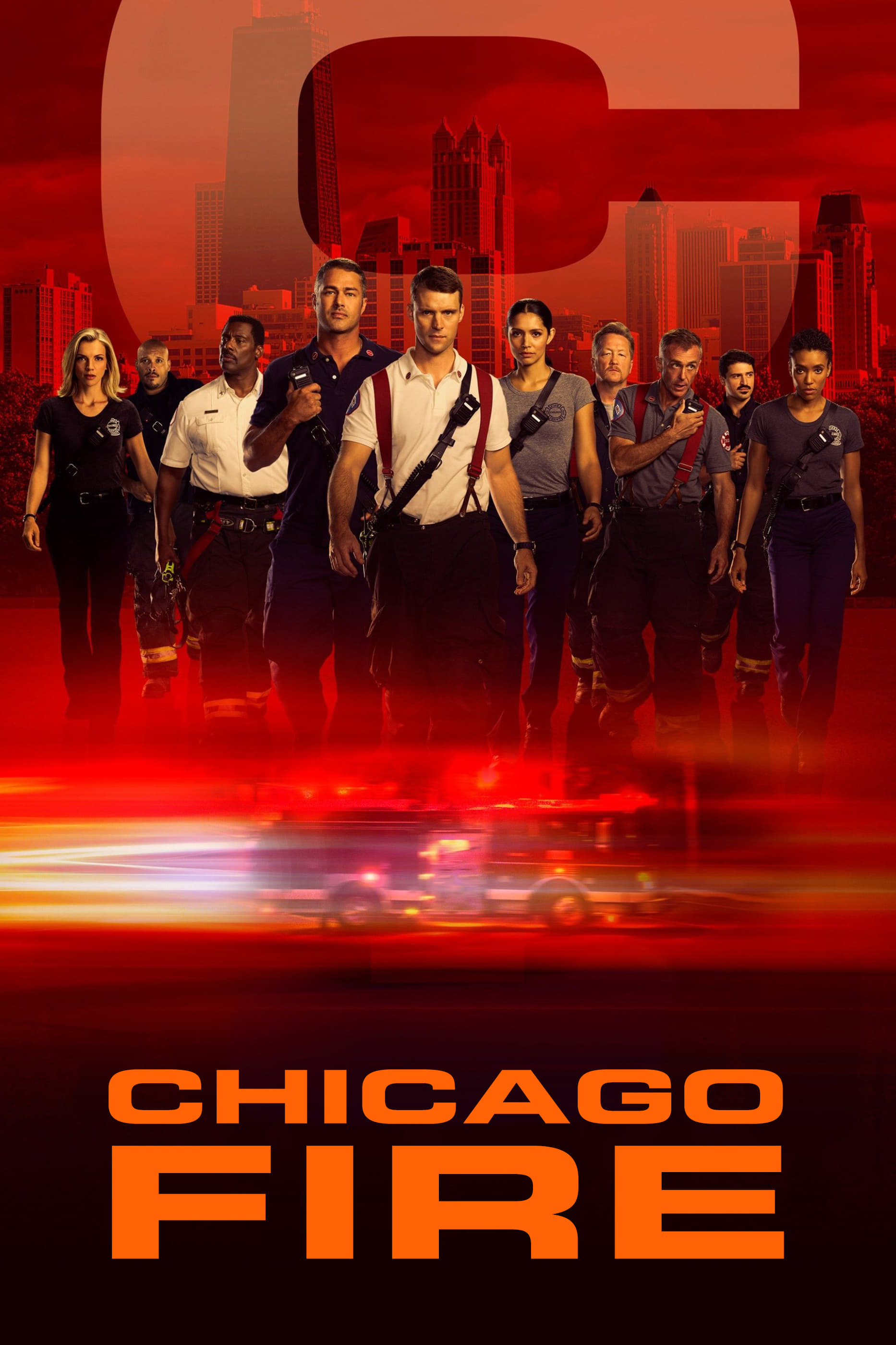 Chicago Fire series tv complet
