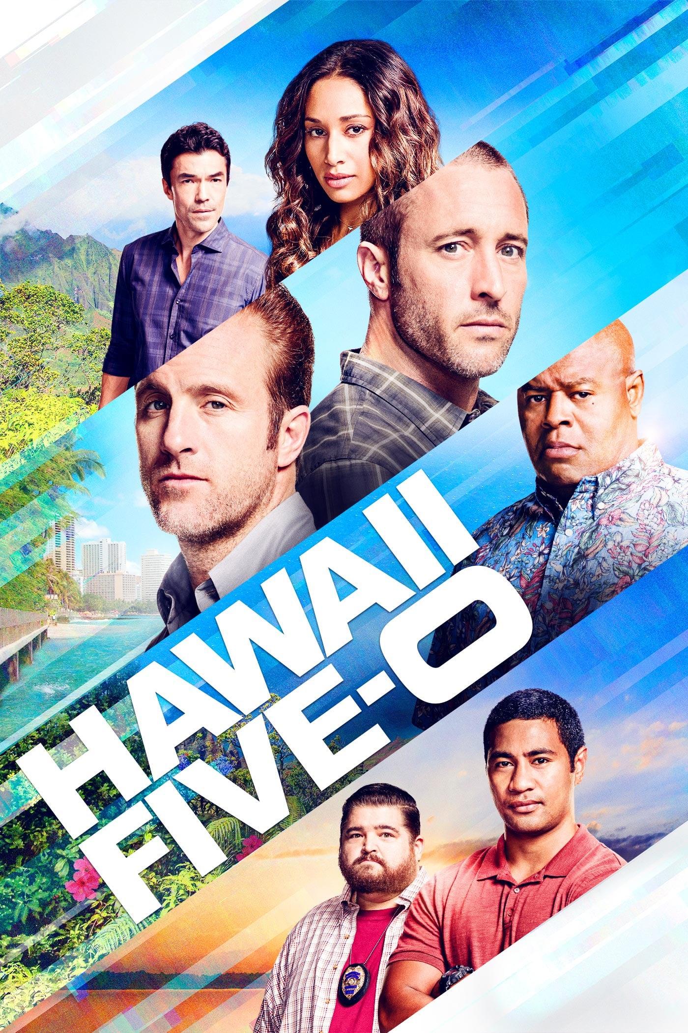 Hawaii 5-0 series tv complet