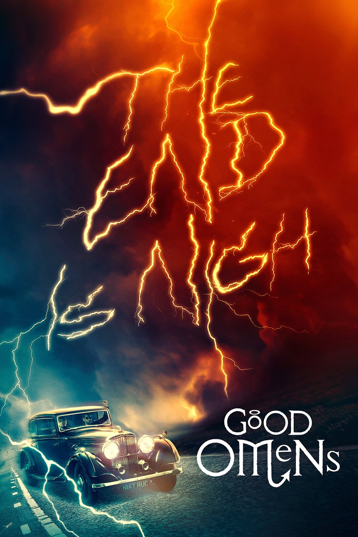 Good Omens series tv complet