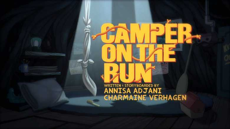 Camper on the Run
