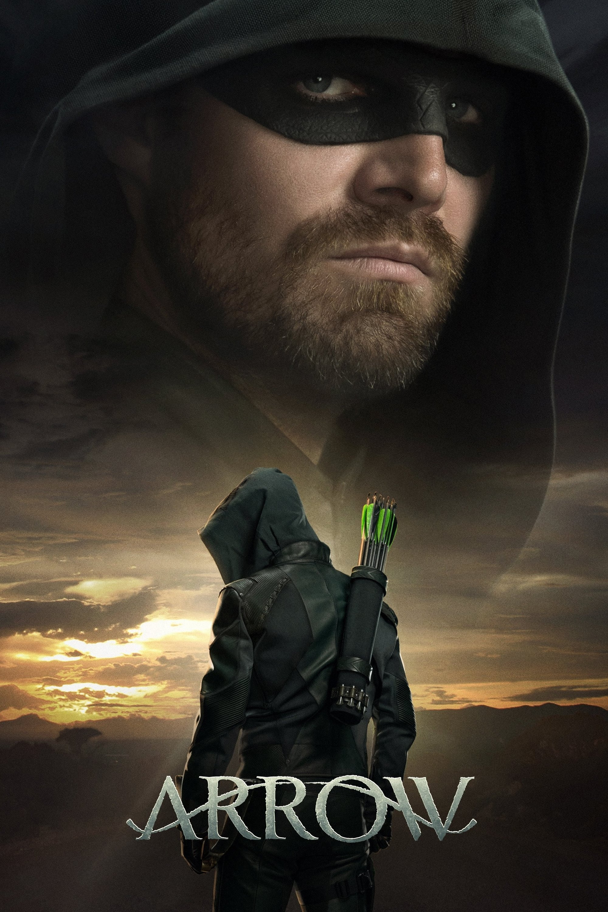 Arrow series tv complet