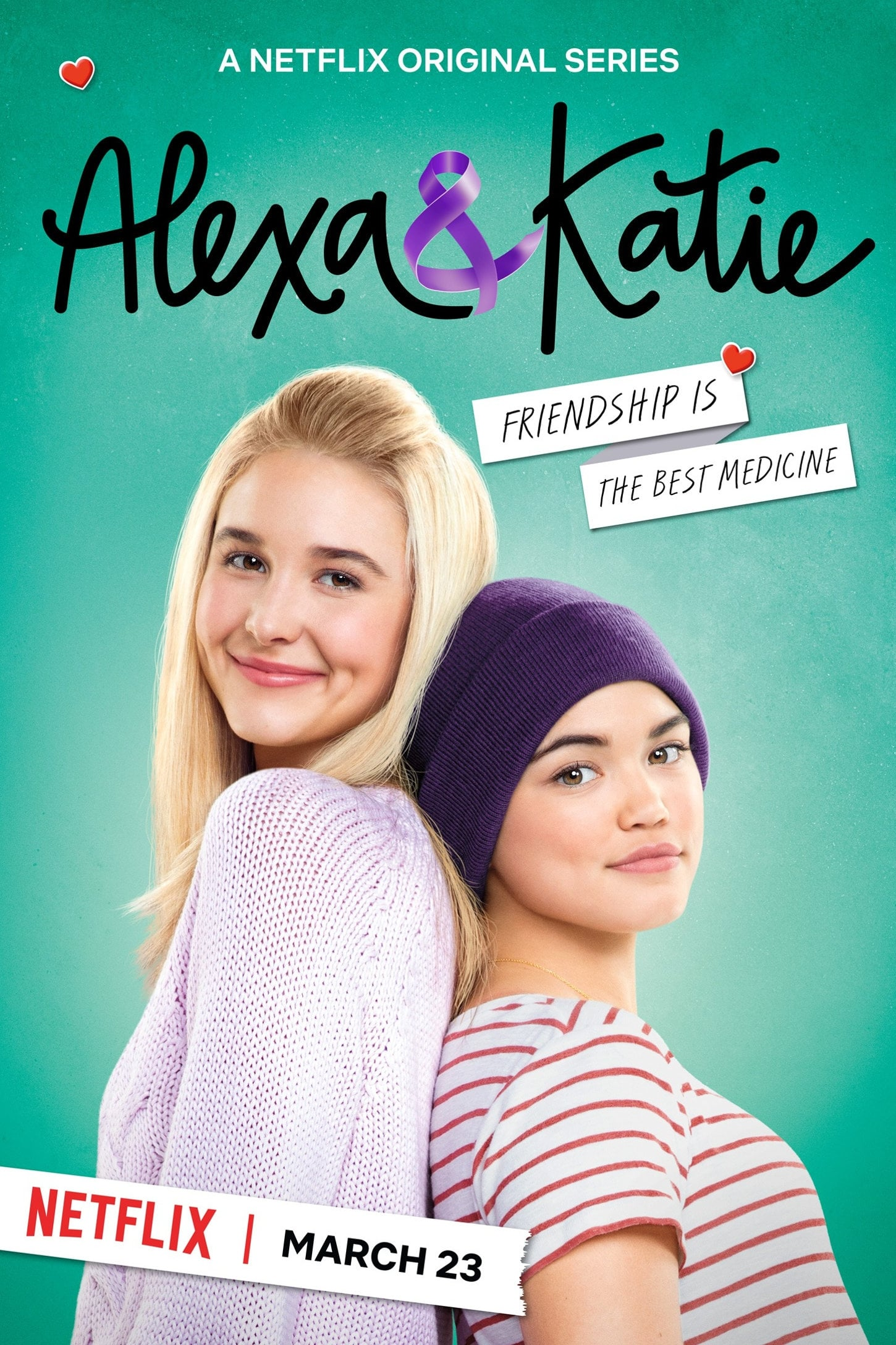 Alexa & Katie series tv complet