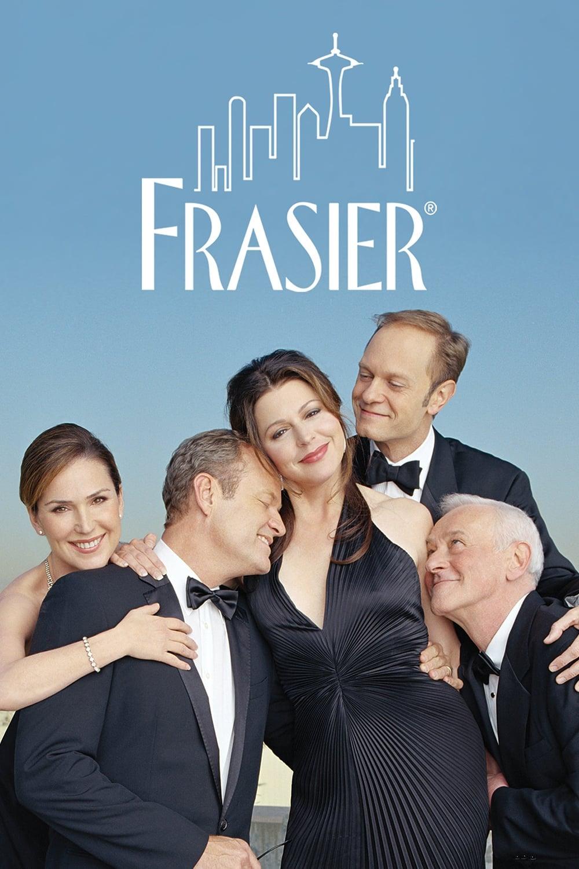Frasier series tv complet